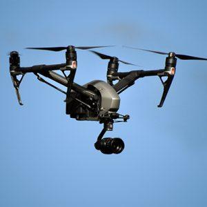 drone inspire accueil